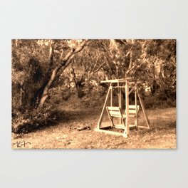 Unfulfilled Canvas Print