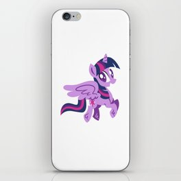 Let's Fly Crewneck iPhone Skin