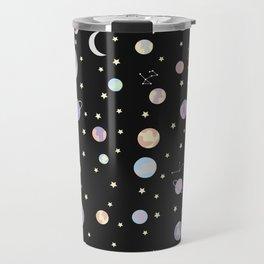 Suddenly - Space Pattern Travel Mug