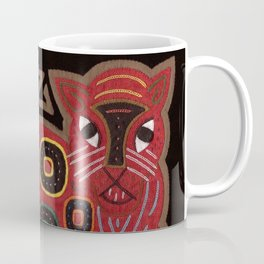 Gato Rojo Coffee Mug
