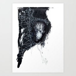 Akalento I Art Print