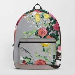 Still Life In Color No.3 Backpack