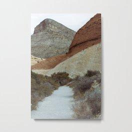 Red Rocks, NV Metal Print