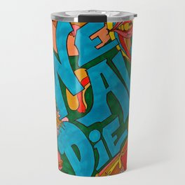 We All Die, Rainbow in the Sky Travel Mug