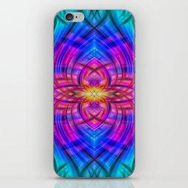 Happy Twirl iPhone Skin