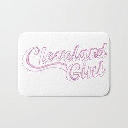 Cleveland Girl Bath Mat
