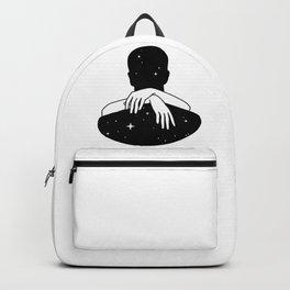 Hug the space Backpack