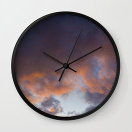 The AfterGlow Wall Clock