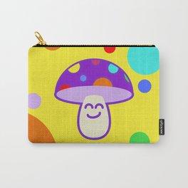 Shroomie - The friendly Magic Mushroom Carry-All Pouch