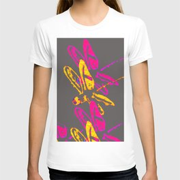 Dragonfly an insect fully inspiring T-shirt