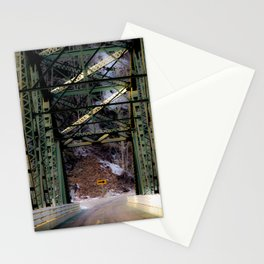 Wrong Turn Stationery Cards