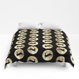 Hare Moon Comforters