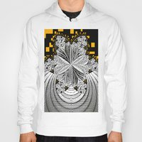 pixel art Hoodies featuring Pixel ART by LoRo  Art & Pictures