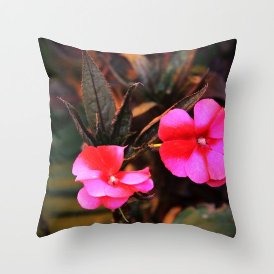 Take me by the hand Throw Pillow