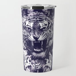 The Tiger Who Came To Tea (and mauled an innocent family) Travel Mug