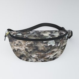 Moss and lichen Fanny Pack