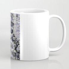 Post-Digital Tendencies Emerge (P/D3 Glitch Collage Studies) Mug