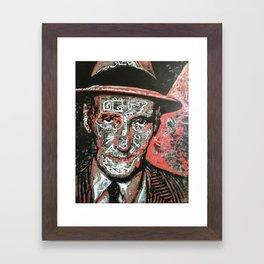 William Burroughs  Framed Art Print
