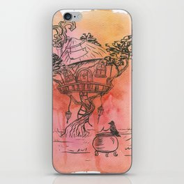 Where magic happens iPhone Skin