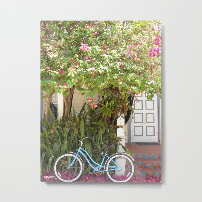 Colors of Key West Metal Print