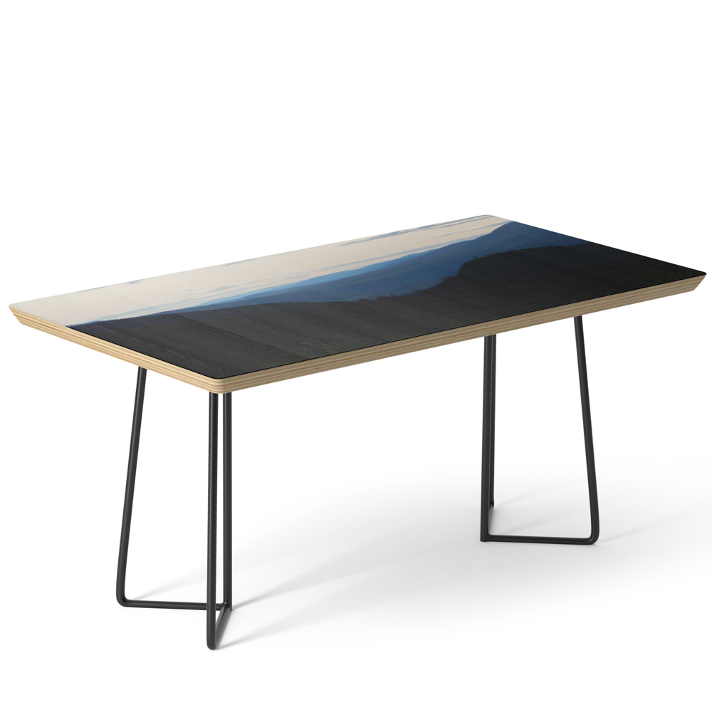 Chic-Choc Mountain Tops Coffee Table by danbythesea
