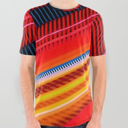 Color Wave ~029~ All Over Graphic Tee