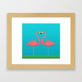 Plastic Love Framed Art Print