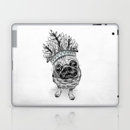 Indian Pug Laptop & iPad Skin
