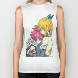 Princess and Dragon Biker Tank