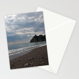 SICILIAN Beach of Forza d'Agro - location of The Godfather Stationery Cards