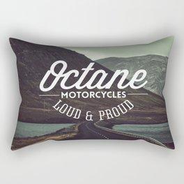Loud & Proud Road Rectangular Pillow