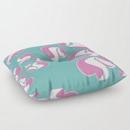 Skunk Le Pink (c) 2017 Floor Pillow