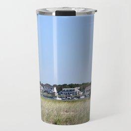 Beach Houses Travel Mug