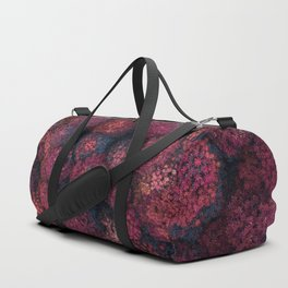 Imaginary Forest - Top View Duffle Bag