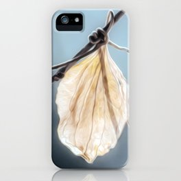 Wait iPhone Case
