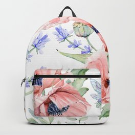 Fall Country Flowers Backpack