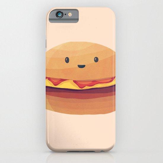 Burger Buddy iPhone & iPod Case