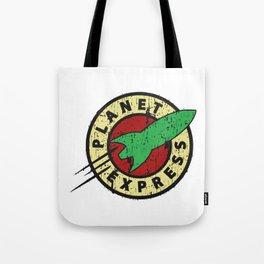 planet express Tote Bag