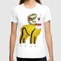 alpaca T-shirts featuring Alpaca by Mariia Komatsu