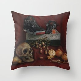 Fresh To Death: Part One Throw Pillow
