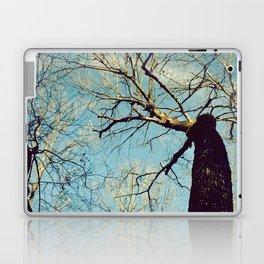 Winter Walking Laptop & iPad Skin