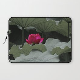 Nature's Pink Laptop Sleeve