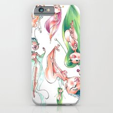 Pixie Pattern Slim Case iPhone 6s