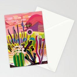 Pueblo Feliz Stationery Cards