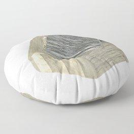 Pyrite piece Floor Pillow