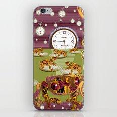 Freddie Croaker and the Clockworks Moonlight Sonata. iPhone & iPod Skin