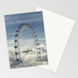 Ride Above the Clouds Stationery Cards