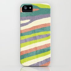 Fruit Stripes. iPhone (5, 5s) Slim Case