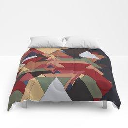 Shape Test #72 Comforters