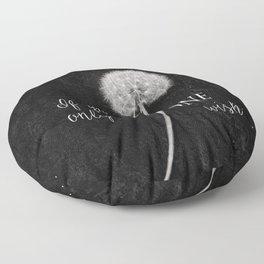 One Wish Floor Pillow